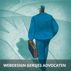 Webdesign Gersjes advocaten