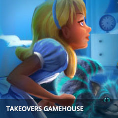 Homepage takeovers gamehouse.com